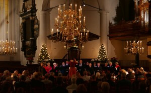 Lessons and Carols, Groote kerk Maassluis 2015